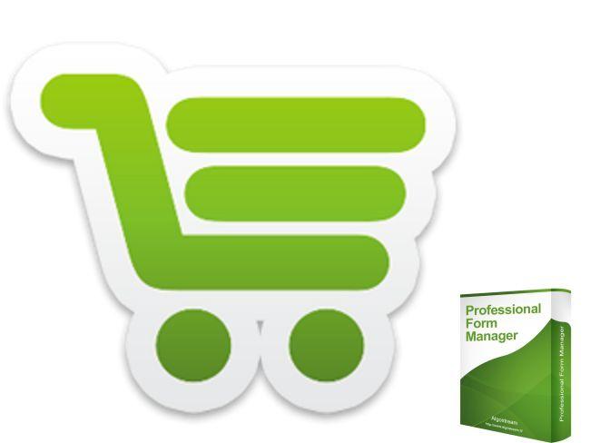 Professional Form Manager: Un E-SHOP facile da realizzare con PFM